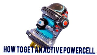 How to get an Active Powercell In Fortnite Save the World