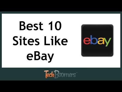 Best 10 Sites like eBay