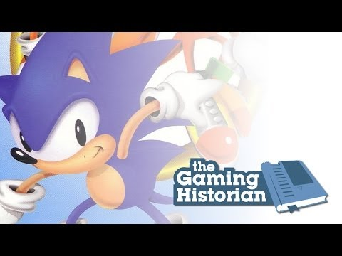 History of Sonic The Hedgehog (Part 3) - Gaming Historian