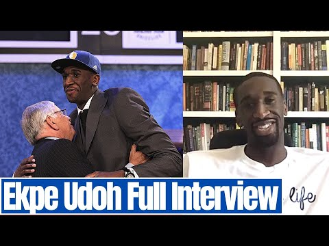 Ekpe Udoh on Becoming NBA Lottery Pick, Baylor, NBA Career, Overseas, MORE!   Full Interview