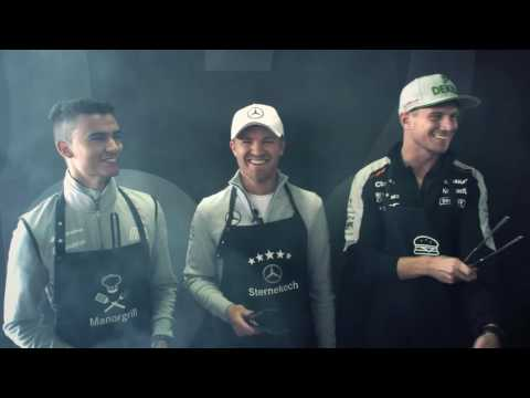 Mercedes Media Day: F1 in Hockenheim - Teaser