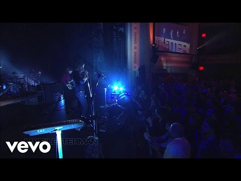 Phoenix - Armistice (Live on Letterman)