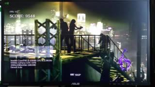 Benchmark: Geforce GTX 1070 + i5 2500k ■ Resident Evil 6 18363 pts