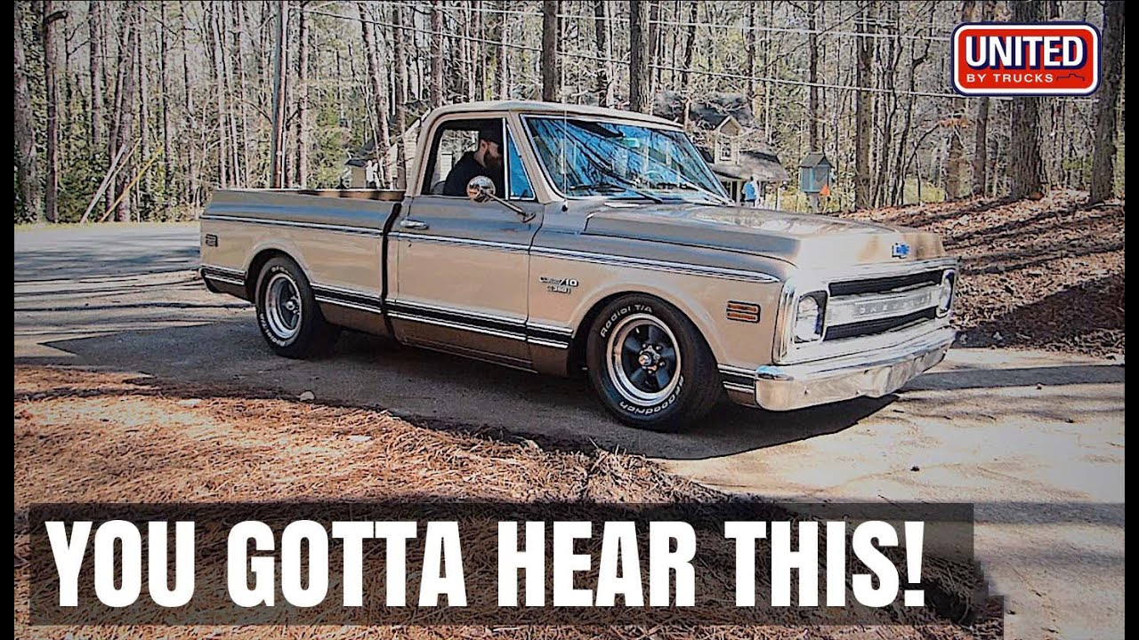 chevy c10 pickup gas mileage
