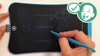 A simple drawing game that you can play with your kid