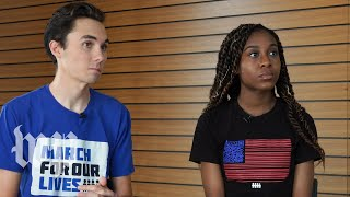 Parkland survivors on gun control: There's a 'political appetite' for peace