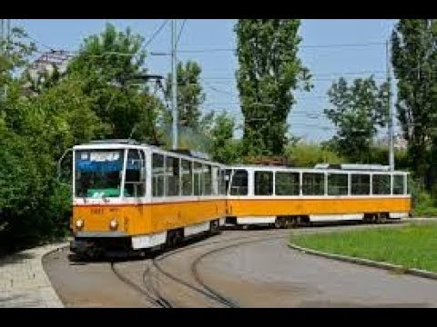 Sofia, Bulgaria Great Tram Ride Experience, Line #5