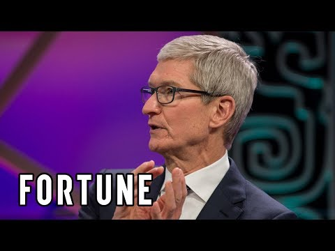 Tim Cook On His Philosophy When Dealing with the Chinese Market I Fortune