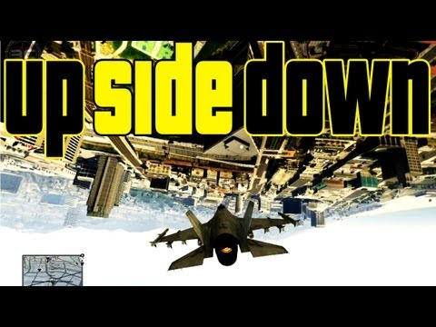 GTA5 | Awesome Jet Game Play | EC