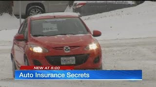 Changing these hidden factors could lower your car insurance bill