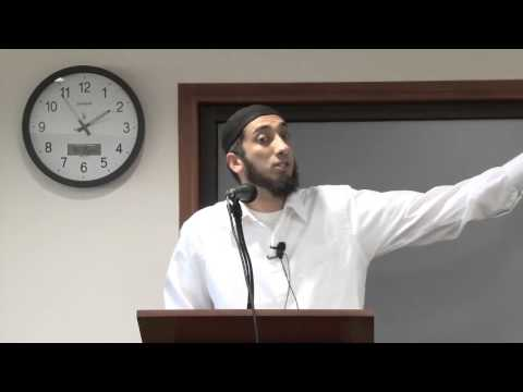 When Will You Submit by Nouman Ali Khan - Jumu'ah Khutbah