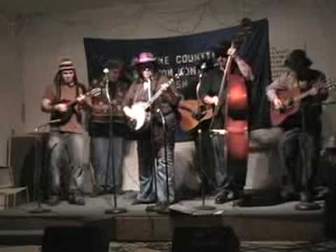 Halloween at the Coonhunters with Deepwater Bluegrass - You Did it Right