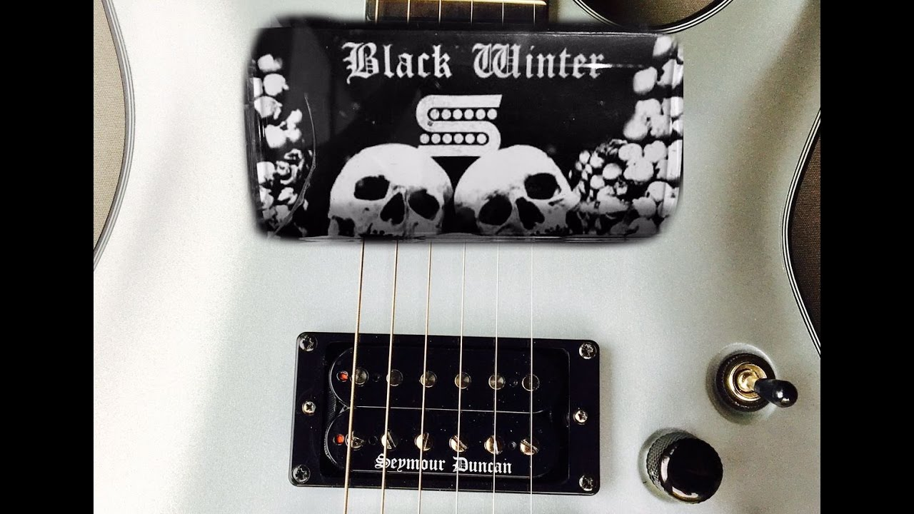 Black Winter Pickup : duncan black winter pickups demo youtube ~ Vivirlamusica.com Haus und Dekorationen