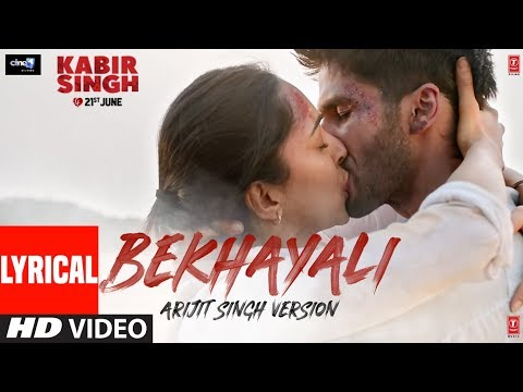 ARIJIT SINGH VERSION- Bekhayali status song video download Kabir Singh