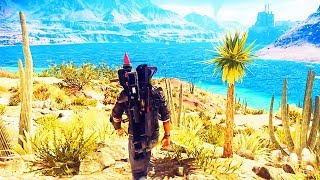 JUST CAUSE 4 - 24 Minutes of Gameplay So Far (PS4 XBOX ONE PC) Just Cause 4 Gameplay Trailers