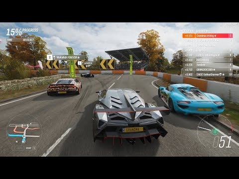 Forza Horizon 4 - Wall Riders fail at Wall-Riding Compilation thumbnail