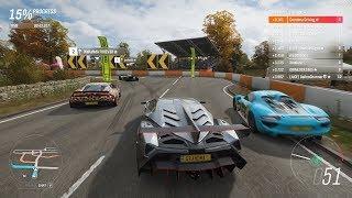 Forza Horizon 4 - Wall Riders fail at Wall-Riding Compilation