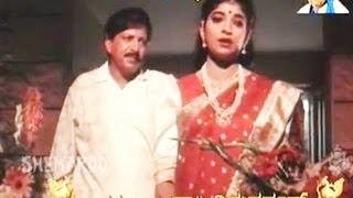 Olavina Runava - Halunda Thavaru - Vishnuvardhan - Sithara - Kannada Hit Song