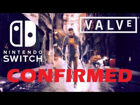 Nintendo Switch - Valve Confirmed Publisher!
