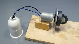 Wow, Amazing Free Energy Experiment with Magnet Generator_ Diy Science Projects