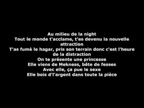 Lartiste - Destination Finale Lyrics ( Paroles ) Full