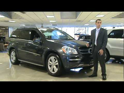 Superb 2011 GL450 SUV From NJ Mercedes Dealer Ray Catena Mercedes Benz