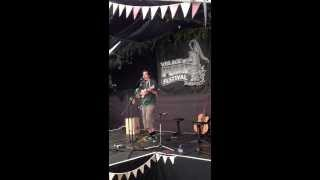 Bob Munton-Who did that to you-cover-Village Pump Folk Festival-Lost Horizons