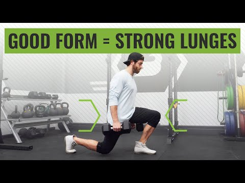 Lunge Guide | How To, Variations, Benefits, and More