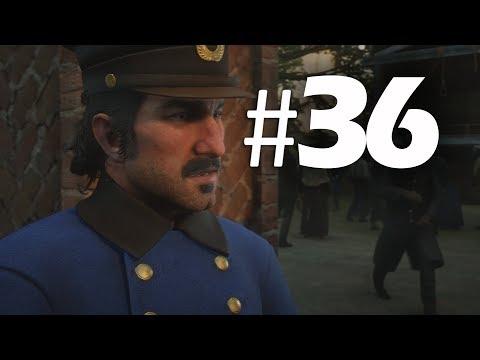 Red Dead Redemption 2 Part 36 - Colm - Gameplay Walkthrough (RDR2) PS4
