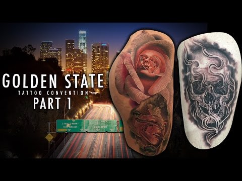 Golden State Tattoo Expo - Convention Coverage Pt. 1