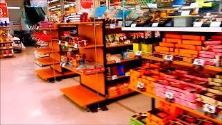 イオンなのにビッグみたいなレトロなスーパー イオン駒岡店 エスカレーター・エレベーター ジャスコ駒岡店