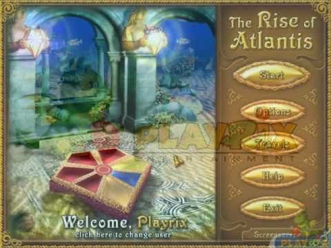 The Rise Of Atlantis™ By Playrix® Official Trailer