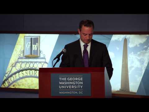 Chairman Priebus: GOP Principles