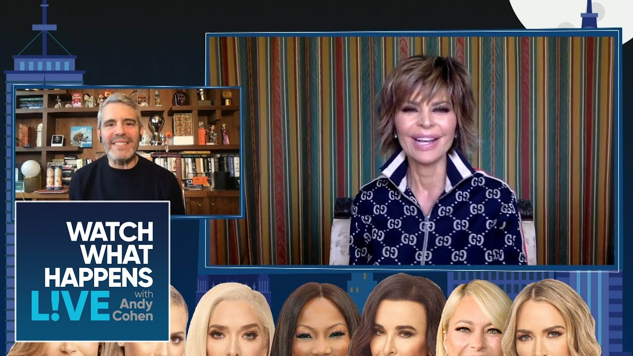 Lisa Rinna Dishes on the Upcoming Season of RHOBH | WWHL