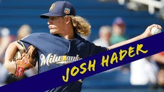 Josh Hader 2018 Highlights [HD]