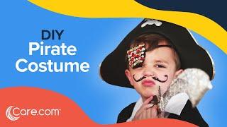 How to Make a Pirate Costume - Easy DIY Halloween   Care.com