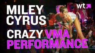 Miley Cyrus' VMA Performance With Celeb Reactions   What's Trending Now