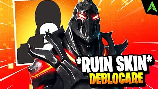 Cum Deblochezi *RUIN SKIN* Secret in Fortnite..