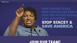 Republican group aims to 'Stop Stacey Abrams'