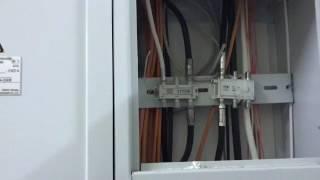 От алдырдық антеннасын және интернет кабелі Истринской 5