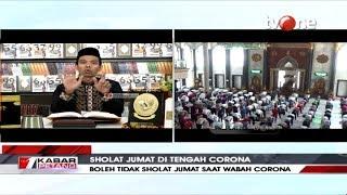 Jakarta, tvonenews.com - pandemi covid-19 masih belum berakhir, masyarakat terus diimbau untuk melakukan physical distancing termasuk dalam hal ibadah khusus...