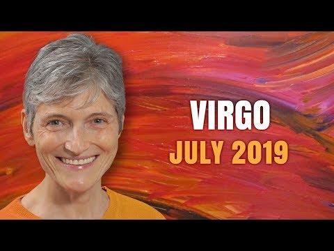 Virgo July 2019 Astrology Horoscope Forecast - YouTube