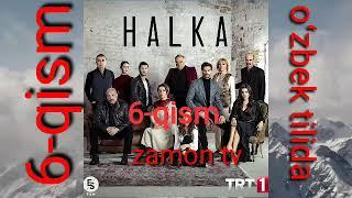 Halqa turk serial uzbek tilida 6 qism