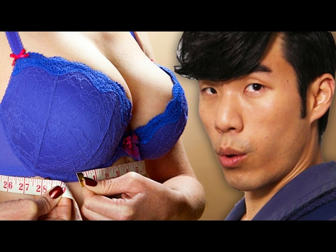 The Try Guys Wear Boob Weights For A Day