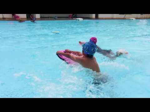 Candor International School, Bangalore - Swimming is fun....