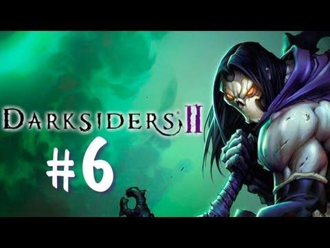 Darksiders 2 прохождение с Карном. Часть 6