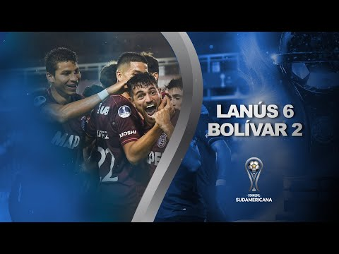Lanus Bolivar Goals And Highlights