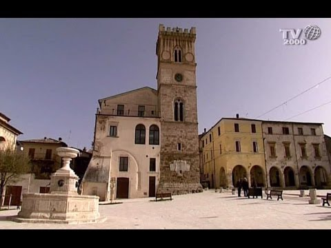 Cittaducale (RI) - Borghi d'Italia (Tv2000)