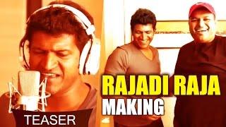 Zoom Kannada Movie | Rajadi Raja | Making Video | Ganesh, Radhika Pandit | Puneeth Rajkumar