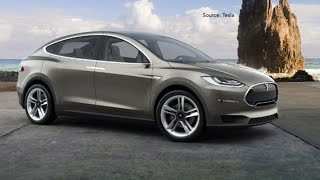 Tesla Tries to Woo Women With Model X